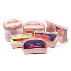 Neue Mode TPU Kosmetiktasche Großhandel Custom Make Up Bag