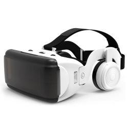Vr más calientes de la Realidad Virtual 3D Juegos de ergonomía de los vasos con auricular de teléfono inteligente de cine en casa Video Juegos