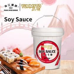 Molho de soja 5gal marca Yummyto Sushi tempero estilo japonês