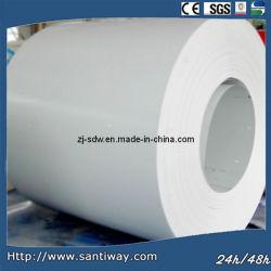 PPGI используется в строительных материалов из стали с полимерным покрытием Prepainted катушки газа