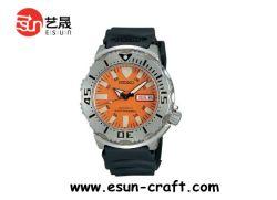 2013 ساعة جنيف من السيليكون، ساعة جنيف من الكوارتز Silicone Crystal Watch (SW017)