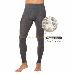 Custom Made OEM Australian Merino Wool Herren Thermal Unterwäsche Lange Johns Legging Aus China Hersteller
