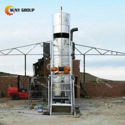 Отходы свинца завод по утилизации свинцово-кислотного аккумулятора Плавильная печь