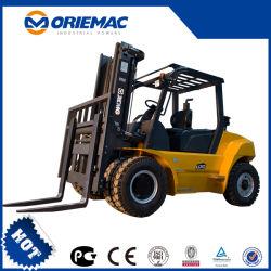 XCMG 7tonne utilisé hydraulique chariot élévateur à fourche pour la vente de climatiseur FD70T-H