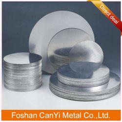 Fabrik-direkte helle Oberflächenlegierung 1050 1060 1070 Aluminium-Platte/runde Platte für Bakeware mit SGS-Inspektion