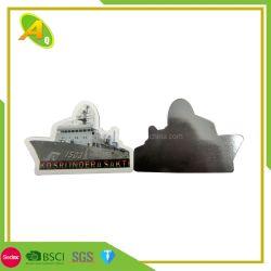 Embarcaciones de metal personalizados imán de nevera PVC de la moda de papel de goma Material magnético de plástico empresas decoración regalo de promoción turística de Souvenir Iman nevera(09)