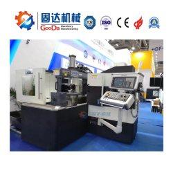 Quarto Twin CNC fresadora de cabeça; Cabeça Twin máquina de corte e usinagem de ferramentas; tratamento da superfícies da placa de serviços de acabamento a máquina