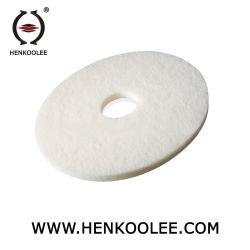 На заводе белый цвет волоконно-бетонный пол разборка скраб Diamond абразивного инструмента для High Gloss полировка