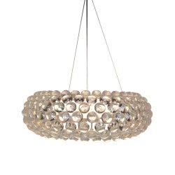 Dekorativer LED Acryl-Leuchter des zeitgenössischen Kristalldeckenleuchte-Wohnzimmer-