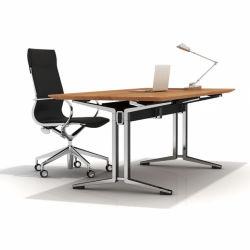 Современная версия MDF верхней части исполнительного бюро Постоянного компьютерный стол