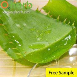 Aloeのヴィエラの全葉はジュースのAloeのエキスを集中した