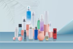 siero cosmetico del toner 100ml/120ml che impacca la bottiglia della lozione dell'animale domestico del prodotto di Skincare