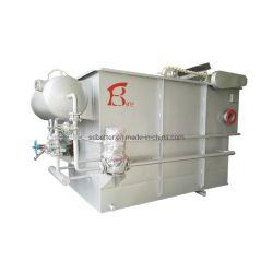 Aufgelöste Luft-Schwimmaufbereitung für industrielles Abwasser in der Abwasserbehandlung