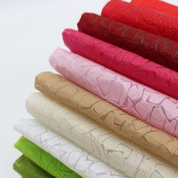 Muchos colores tejida de polipropileno estampado textil