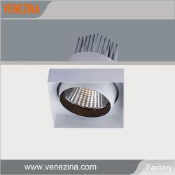 Venezinaの屋内照明のFicturesのLEDによって引込められる天井灯のクリー族の穂軸Dimmable LED Downlight
