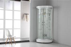 フォーシャンの小さく熱い販売のアクリルの角の蒸気のシャワー室