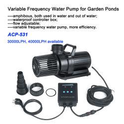 La pompe à eau de l'Aquarium à fréquence variable pour les gros chars 40000LPH