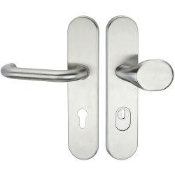 Прочной безопасности из нержавеющей стали Вход блокировки дверцы потяните за ручку двери