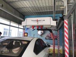 360 Rotatary totalmente automático de limpieza de equipos de lavado de coches llamado Snow Leopard S 18, 24 horas de funcionamiento desatendido System