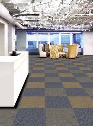 Bureau modulaire commerciale tapis en dalles pour un hôtel magique de carreaux de tapis commercial, le vinyle Dalles de moquette, tapis de plancher en PVC pour Office