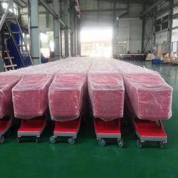 200 L Tous les chariots de supermarché en matériau plastique main Panier Push