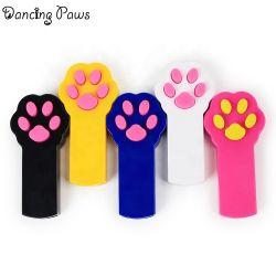 Faible prix des produits en silicone ABS cat cat de faisceau laser interactif Paw Toy