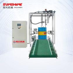 Автоматический тип взвешивания 4-30кг 200L большого барабана цилиндра экструдера смазочного масла метиловый спирт заливки химикатов для машины
