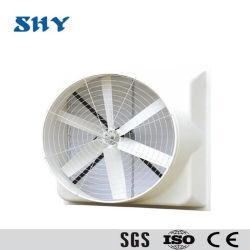 18''24''36''51''54'' de cono de fibra de vidrio Ventilador Axial de escape para las aves de corral Ganado
