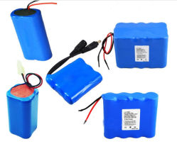 Robot-Aspirateur Batteries Lithium-ion 18650 14,8 V 2200mAh 4s1p bloc-batterie Li-ion