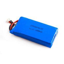 Работа без подзарядки в 3,7 103746 эго Li-ion аккумулятор 3,7 В 1800 Мач Lipo батареи