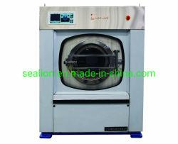 De volledig Automatische Trekker/de Was van de Wasmachine van de Machine van de Wasserij 50kg Commerciële
