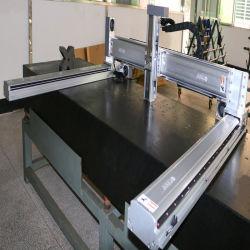 Het lineaire Actuator Lineaire Stadium van Xyz van het Type van Brug van de Module Ballscrew Gedreven