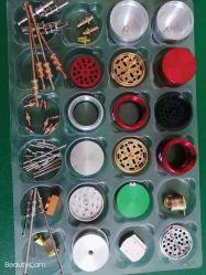 Cina produzione CNC lavorazione pezzi di ricambio alluminio/rame/acciaio inox personalizzato ad alta precisione Parti di fresatura in acciaio/plastica/titanio