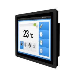 7 pouces de panneau avant du Moniteur industriel intégré IP65 étanche écran tactile LCD TFT