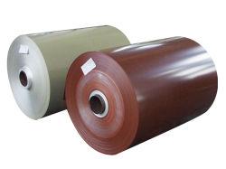 С полимерным покрытием 3003 3004 3105 сплава алюминиевая пластина из гофрированного картона
