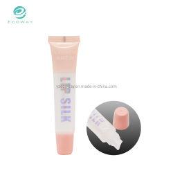 Los contenedores de plástico Lip Gloss loción corporal de los tubos de embalaje