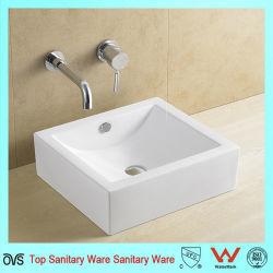 Arte bianca di Retangule di colore della stanza da bagno di ceramica
