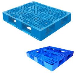 """1200X1200 (48""""X48"""") de gros et de stockage montable en rack empilable utilisé palettes en plastique"""