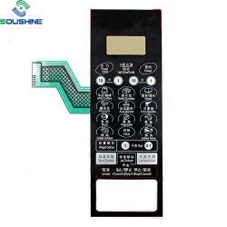 La impresión de la seda Pet o interruptor de membrana impermeable de PC