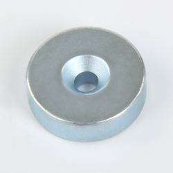 Magnete di figura personalizzato fresatura industriale della cavità del neodimio della terra rara