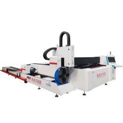 De zware van de Gravure van de Laser van de Vezel/van de Laser van Co2 Machine van het Knipsel of voor Pijp van het Metaal van het Koper van Alu van het Staal van de Koolstof de Roestvrije Gegalvaniseerde en de Scherpe Machine van de Buis