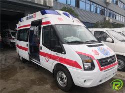 De Auto van de Ziekenwagen van de Opbrengst van de Fabriek van de ziekenwagen