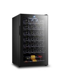 98L 컴프레서 전자식 와인 캐비닛