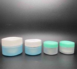 [12.5غ] [15غ] [20غ] [30غ] [50غ] [بّ] بلاستيكيّة مستحضر تجميل تعليب مرطبان
