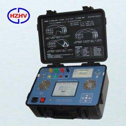 짐 꼭지 변경자 저항전류계 스위치 검사자에 휴대용 변압기