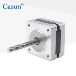 En cautividad no Motor de pasos (35DHS0303-T1) 1,8 grado 2 Fase híbrido eléctrico Motor Steppering NEMA 14