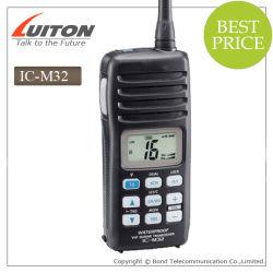 Морской радио IC-M32 радио портативного устройства