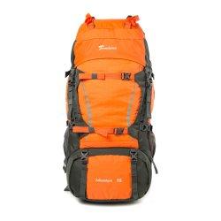 70L Viajes Trekking impermeable Bolsa de deporte de alta capacidad de Mochila Mochila de camping al aire libre Bolsa de Montañismo