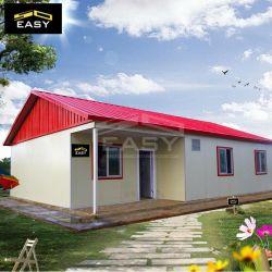La Chine préfabriqués économique simple bâtiment Villa House Resort