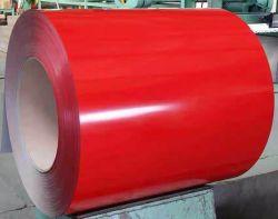 RalカラーPPGL 0.40*1000mm Prepainted電流を通された鋼鉄コイルの熱い金属の熱絶縁体